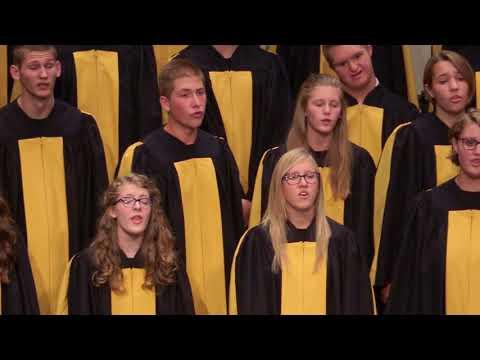 I Am Redeemed - David Lantz - Concert Chorale - CovenantCHOIRS