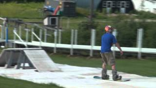 2012 Ski Ward Summer Park Preview