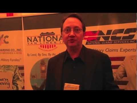 AMSA 2012 - National Van Lines Interview