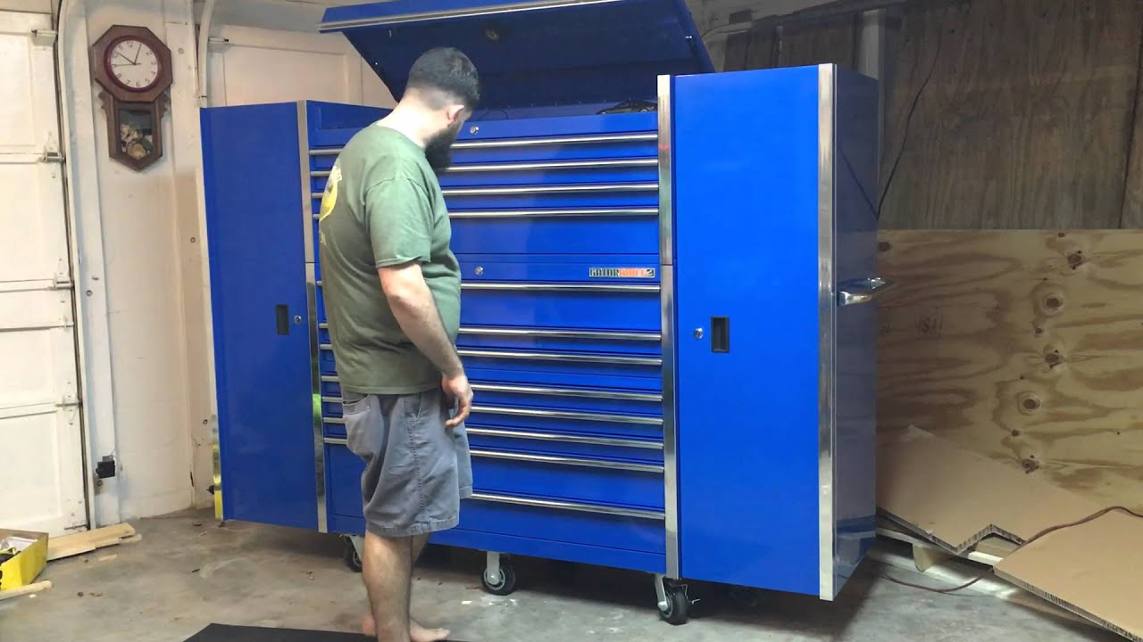 Gatorbuilt 55 tool box by strictly toolboxescom YouTube
