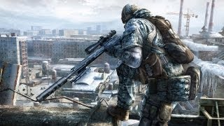 Sniper Ghost Warrior 2: Siberian Strike Gameplay