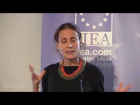 Dr Nathalie Tocci - Framing the EU's Global Strategy: A Stronger Europe in a Fragile World