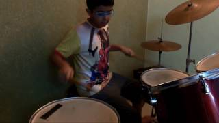 Download Hindi Video Songs - Baby Ko Bass Pasand Hai Song - Sultan (drum cover)
