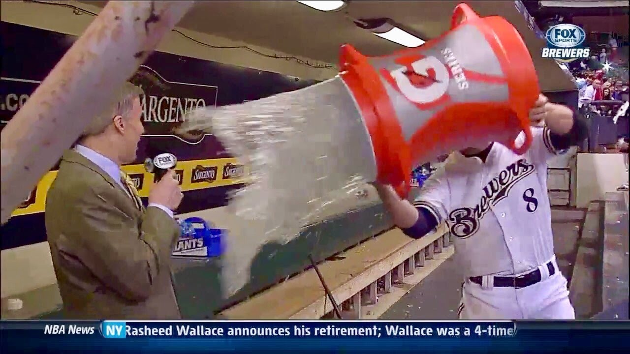MLB   Gatorade Water and more