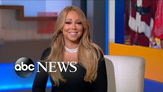 Mariah Carey on Her New Children's Christmas Book, Directorial Debut thumbnail