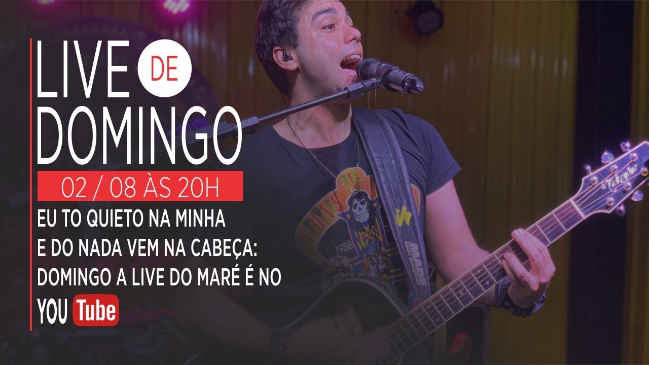 Maré Cheia  - Live de Domingo do Maré