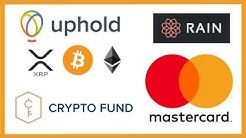 Uphold Earn & Borrow - Crypto Fund AG Swiss License - MiddleEast Central Bank Crypto Exchange Rain