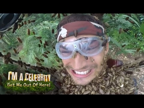 Jake Quickenden's Bushtucker Trial: Fill Your Face | I'm A Celebrity... Get Me Out Of Here!