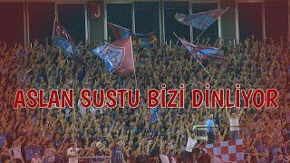 Trabzonspor - Galatasaray | Trabzonlu Gençler Tribün Görüntüleri [01.09.2018]