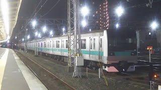 【小田急×JR東日本】マト車、相武台前留置再び