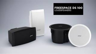 business Music System: Bose FreeSpace DS 100