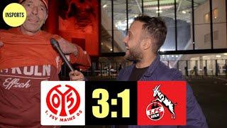 MAINZ 05 VS 1. FC KÖLN│VAR WIEDER NUTZLOS