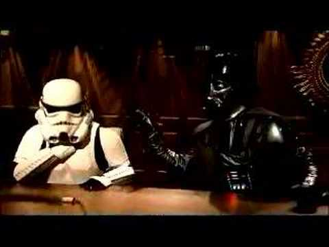 """Stop What You're Doing And Watch """"Star Wars"""" Characters Face Donald Trump"""