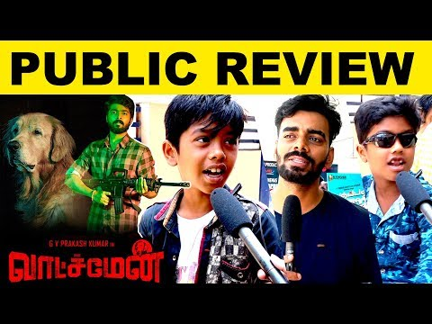 """WATCHMAN"" Movie Public Review | Opinion | Tamil | GV Prakash | kalakkalcinema"