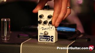 Review Demo - Maxon Fuzz Elements Water