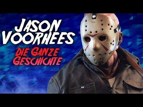 Jason Voorhees - Die ganze Geschichte von Freitag der 13. | DeeMon