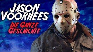 Jason Voorhees - Die ganze Geschichte von Freitag der 13. | DeeMon thumbnail