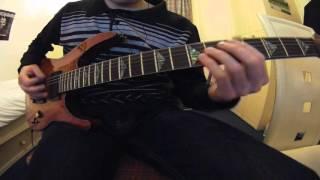 Savatage - Thorazine Shuffle (Guitar Cover)
