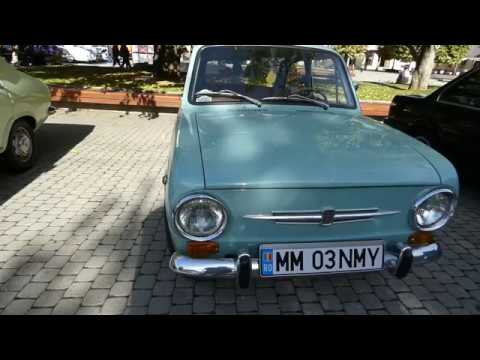1965 Fiat 850 Sedan Is A Small Rear-engine, Rear-wheel-drive Car, But It Is NOT A 911