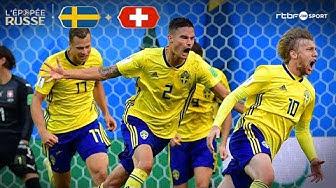 Suède | Suisse (1-0) Résumé du match