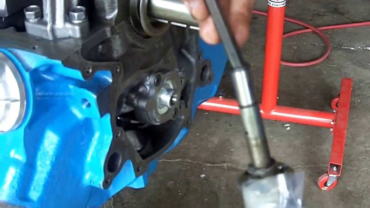 Engine Building with RoG - Windage Tray Oil Pump Shaft Talk