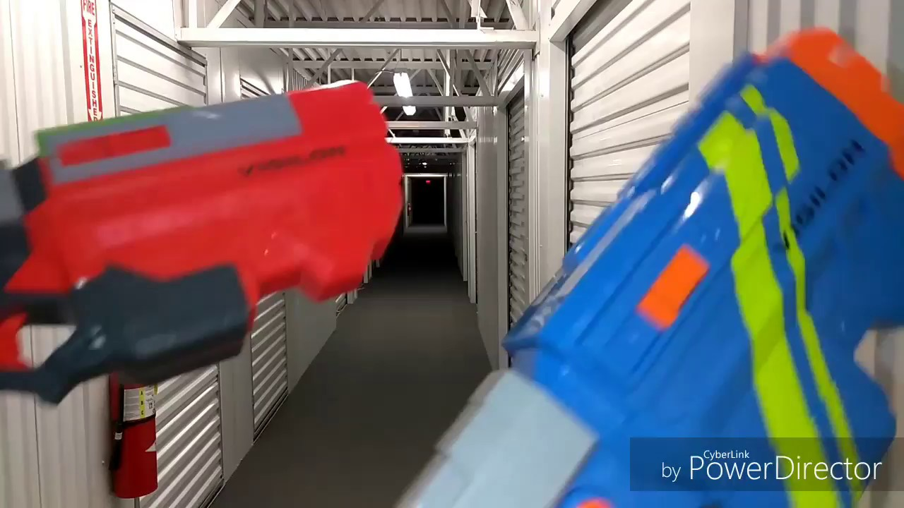 Amazon.com: Nerf Vortex PRAXIS Blaster: Toys & Games