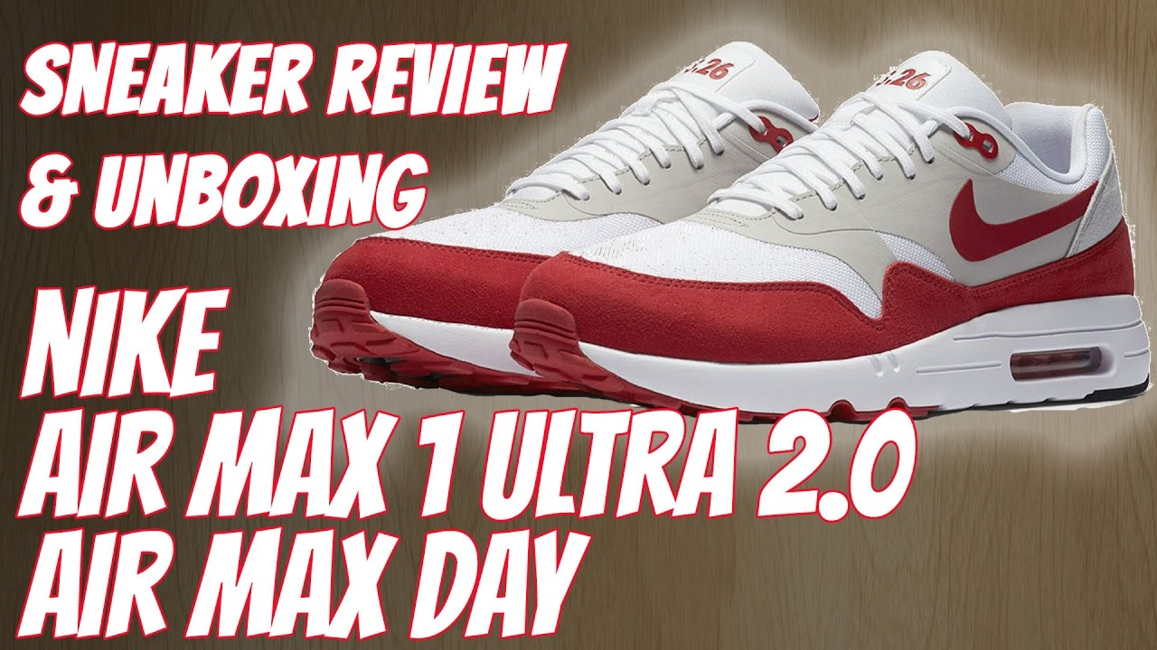 "cheaper 0bdbe b002a NIKE AIR MAX 1 ULTRA 2.0 ""AIR MAX DAY"" 