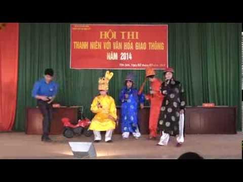 TIEU PHAM VUI-NGOC HOANG VI HANH- AN TOAN GIAO THONG