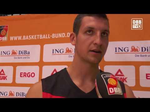 DBB-TV 2016 Interview Paul Zipser
