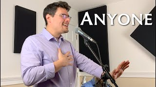Justin Bieber - Anyone (live acoustic cover by L'Chaim of Shir Soul)