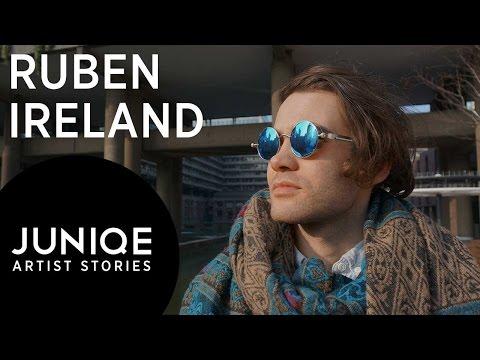 JUNIQE Artist Stories #9   Ruben Ireland : The Bright Side of Darkness