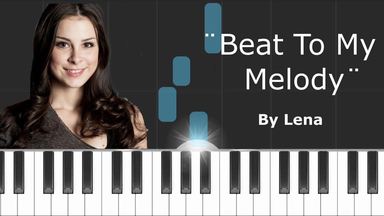 Lena beat to my melody piano tutorial chords how to play lena beat to my melody piano tutorial chords how to play cover hexwebz Images
