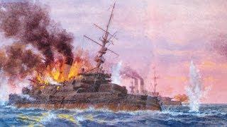 Цусимское сражение. Хронология событий (великие морские битвы и сражения)
