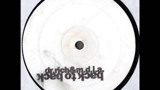 Pressure Drop - Back2Back (Richard Dorfmeister & M.D.L.A. remix)