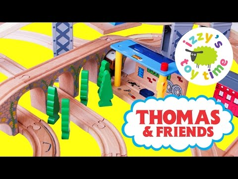 thomas-and-friends-wooden-play-table-|-thomas-train-tenders-|-fun-toy-trains-and-family