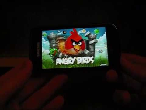Samsung Galaxy S video review