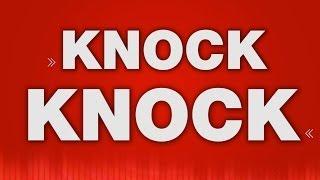 SOUND EFFECT - Knock on the Door - Soundeffekt Türklopfen Klopfen Holz golpear