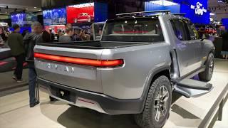 2020 Rivian R1T: LA Auto Show