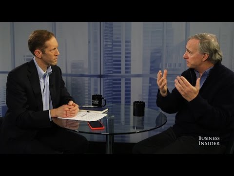 RAY DALIO: There is a human tragedy taking place in America
