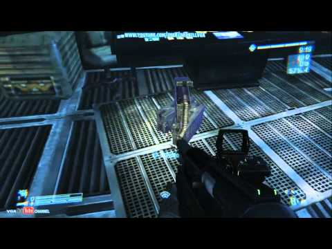Aliens Colonial Marines Escape Gameplay  