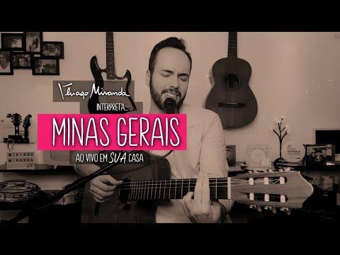 Thiago Miranda interpreta MINAS GERAIS Ao vivo em SUA casa #FiqueEmCasa #LiveDoMiranda