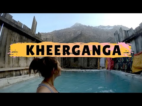 Hiking to Kheerganga & Kalga: North India Travel
