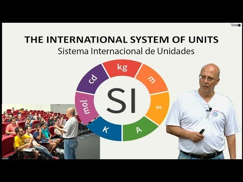 Sistema Internacional de Unidades  - International System of Units