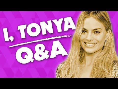 "MARGOT ROBBIE Q&A // ""I, TONYA"""