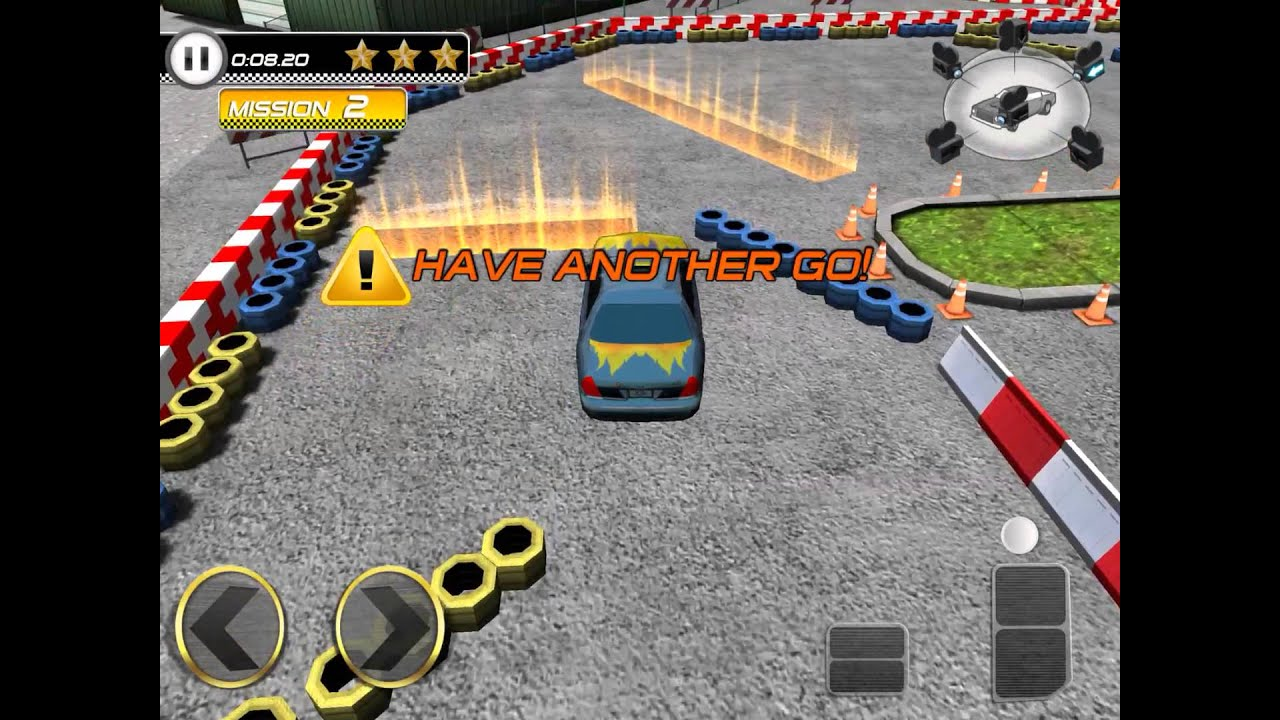 driving test games for free