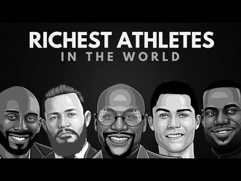 144ff7c442c Top 10 Highest Paid Athletes in the world 2018 - YouTube