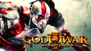 GOD OF WAR 3: PS4 REMASTER Até Zerar (Parte #1 FULL HD)