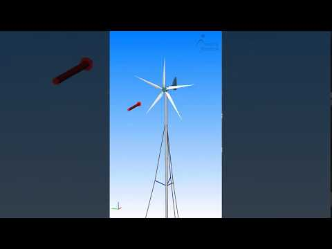 alaska/Wind - small wind turbine