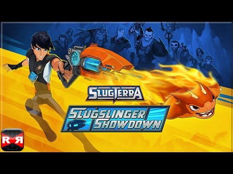 Slugterra: Slugslinger Showdown (By Nerd Corps Entertainment) - iOS Gameplay Video