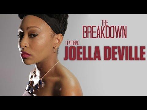 Joella DeVille - Ease The Pain - In Studio Performance